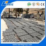 Qt40-3b bloco de cimento manual pequeno da colocação de ovo/tijolo que dá forma à máquina