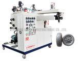 Máquina de carcaça do processador central da máquina de carcaça da roda do elastómetro do poliuretano