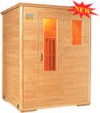 De Infrarode Sauna van de luxe (spar-033L)