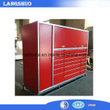 Используемые промышленные шкафы инструмента хранения металла/шкаф стальной резцовой коробка гаража установленный