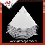 Papier filtre pour des tamis de peinture