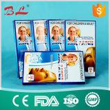 Gel médical de refroidissement du produit médical / Gel de refroidissement Patch / patch de fièvre bébé