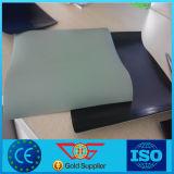 Feuille de imperméabilisation de doublure d'étang de PVC Geomembrane de matériau