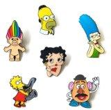 Set Cute cartoon Characters Brooch Fashion Jewelry