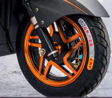 Big Power Electric Motorcycle Made in China