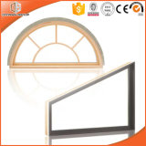 Indicador de vidro do indicador da especialidade da madeira contínua do estilo de América, o circular/o redondo ou algum personalizada da forma da especialidade de madeira