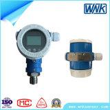 Prova de explosão 4 ~ 20mA / Hart / Profibus-PA Transmissor de pressão industrial de alta temperatura com precisão 0.075% Fs