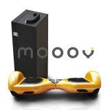 Автомобиль электрического баланса желтого сертификата дюйма Un38.3 игрушки 6.5 ребенка толковейший
