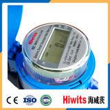 Самый лучший счетчик воды качества R250 Mbus GPRS цифров с передатчиком счетчика воды