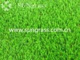 erba artificiale di svago del giardino di paesaggio di 35mm (SUNQ-HY00171)