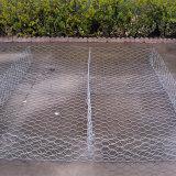 Gabion Ineinander greifen/Gabion Kasten-/Hexagonal-Maschendraht