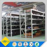 Scaffalatura d'acciaio registrabile di memoria del magazzino
