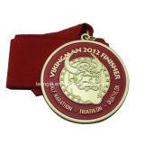 De Antieke Gouden Medaille van de douane voor School