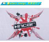 China-Zoll-spätestes neues Art-Kurzschluss-Hülsen-Mann-T-Shirt 2016