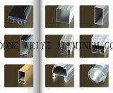 Le profil en aluminium/a expulsé les profils en aluminium pour la porte/guichet