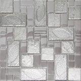 السيراميك الجدار بلاط زجاج الفسيفساء (BYD3066)