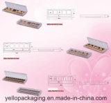 Kosmetische verpackende kosmetische Behälter-Kunststoffgehäuse-leere Augenschminke-Palette (YELLO-171)