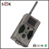 Hc-300m HD infrarrojo 12MP 60 grados de PIR del sensor de cámara de la caza con la función del MMS GPRS SMS 2g