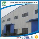 Memoria prefabbricata del magazzino della costruzione della costruzione della struttura d'acciaio