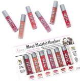 ¡Venta! Edición de Lmtd del mini kit líquido de los lápices labiales de Matt de la reunión del bálsamo (e) Hughes 6 la nueva