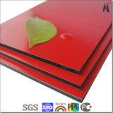 Lieferant Dibond Acm Guangzhou-Supperior ACP-zusammengesetztes Plastikaluminiumpanel