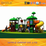 Veggie House Series Children Outdoor Playground Equipment mit Slide (2014SG-16101)