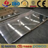 Placa de acero inoxidable y hoja del borde 304L 304 de la raja del profesional