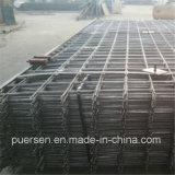 低炭素ワイヤー材料および金網を補強する溶接された網の技術