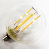 Lámpara de filamento de G50 5-6W E27/B22