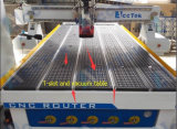 Маршрутизатор CNC Acctek Akm1325c с таблицей вакуума/регулятором охлаждения на воздухе Spindle/DSP/Pop-up штырями