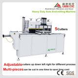 Coupeurs de Fin-Fraisage automatiques lourds de la machine 5 de machine de guichet en aluminium