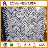 Fabbricazione d'acciaio laminata a caldo o galvanizzata di alta qualità di angolo della barra