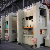 315 Tonnen-gerade seitliche doppelte reizbare mechanische Presse-Maschine