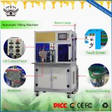 Machine de remplissage complètement automatique de pétrole de chanvre de 510 de bourgeon atomiseurs de série