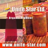 Tintura solvibile (colore rosso solvibile 218) per la pittura di plastica