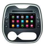 Auto-Video für Renault Captur Radionavigations-video Schnittstellen-Audiosystem 12V BT des USB-Auto-Video-Player-DVD GPS Fernsehapparat