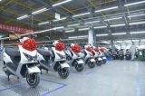 Motocicleta elétrica do projeto o mais atrasado para adultos Using a motocicleta de E