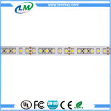 Luz de tira ajustable de SMD3528 los 9.6W/M CCT LED