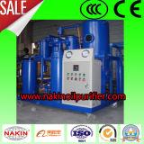 Épurateur d'huile de graissage de vide de Tya, matériel de purification de pétrole