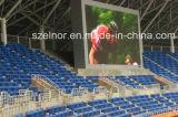 スポーツの競技場の使用料P10フルカラーの極度薄いLED表示ボード