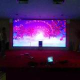 Dünner Bildschirm der Miete-LED/Innen-LED-Videodarstellung (Vorstand P4.8)