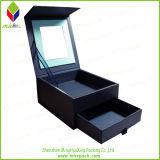 Negro Clamshell regalo Embalaje Caja Magnética