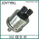 Sensor mecánico 0-10bar de la presión del nivel de combustible del metal