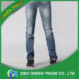 Jeans, die Tausendstel-Biopolierzellulase waschen