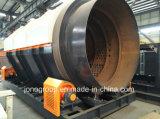 Pantalla del tambor rotatorio de la alta calidad para la basura sólida