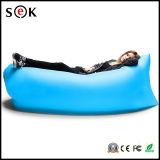 速く膨脹可能なキャンプのソファーの寝袋Laybagの空気ベッドのKaisrの位置袋のラウンジのLamzacのナイロンたまり場