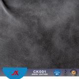 Cuoio sintetico del PVC di vendita calda di buona qualità 2017 per i sacchetti