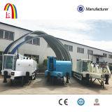 914-610 rullo d'acciaio del tetto di Trussless dell'arco di sostegno di auto di Longshun che forma macchina