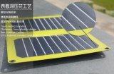 Солнечный напольный заряжатель