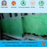 Impermeabilizzazione autoadesiva della membrana del bitume della parete